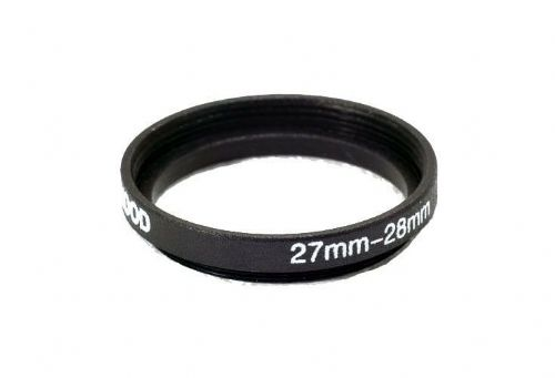 Kood Stepping Ring 27mm - 28mm Step up Ring 27-28mm